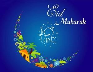 Eid 'id mubarak fiesta