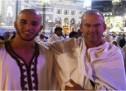 Former Anti-Islam Advocate, Arnoud van Doorn, in Hajj