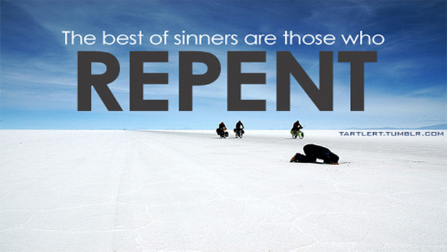 How to ensure that your repentance has been accepted? What are the steps of repentance?