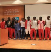 Entire Football Team Finds Islam in Dubai