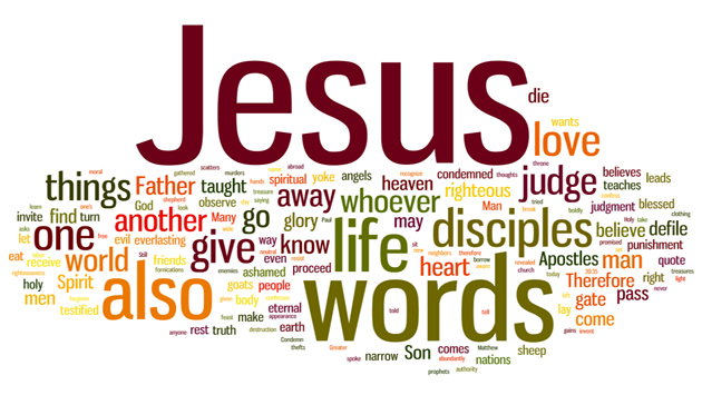 who is jesus scripture