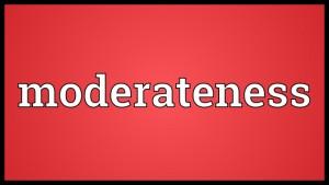 Moderateness in Islam