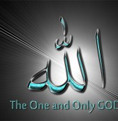 Allah is One and Only God