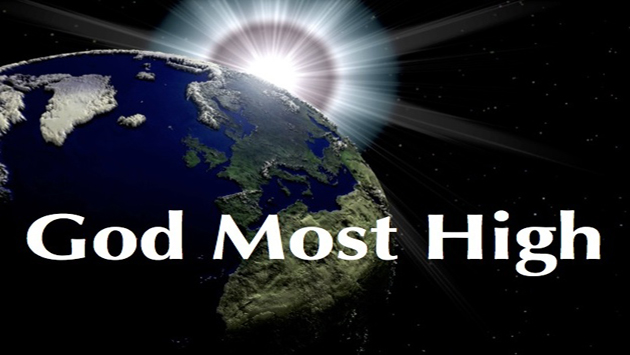 God (Allah) is the Most High