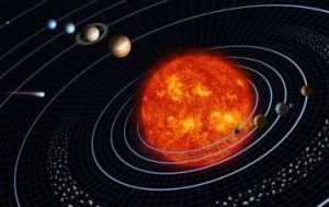 Earth & Astronomical Objects