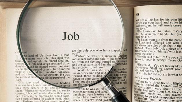 Prophet Job