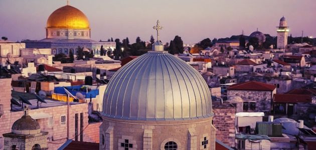 Between Muhammad's Companions and Jesus' Disciples and Apostles