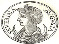Severa, Valentinian I's first wife