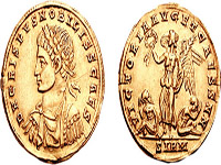 Crispus, Constantine I's son whom he killed