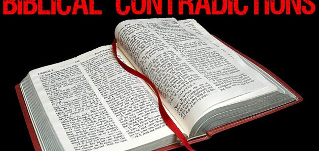 Dictionary of Most Important Contradictions in Bible