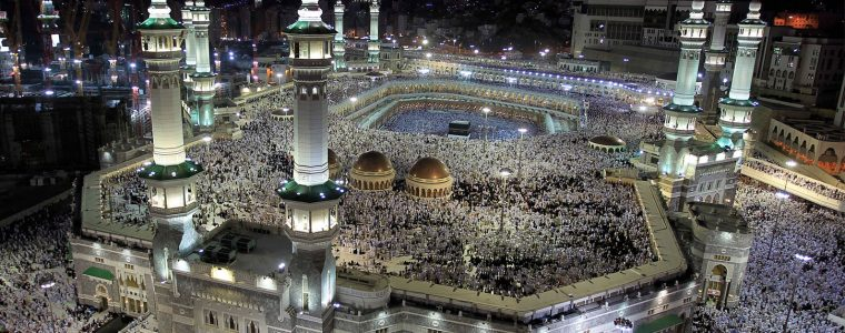 Hajj (Pilgrimage) between Symbolic Worship and Responsiveness to Abraham's Call to Monotheism