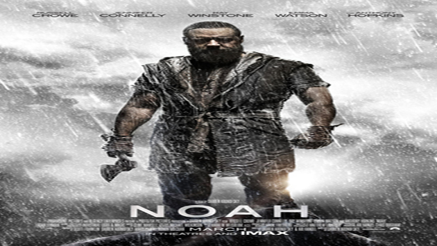Noah: Between Russell Crowe, Biblical Noah and Qur'anic Noah