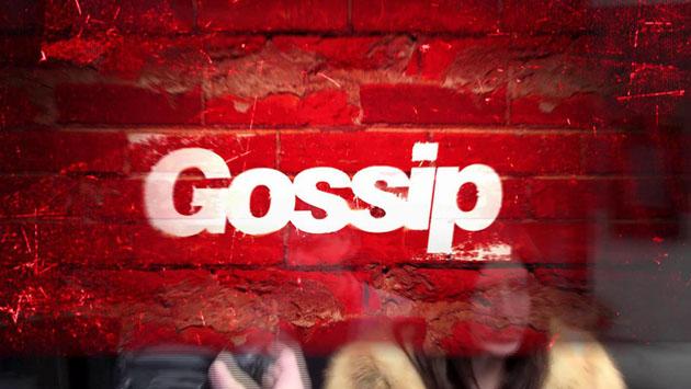 Prohibition of Gossip
