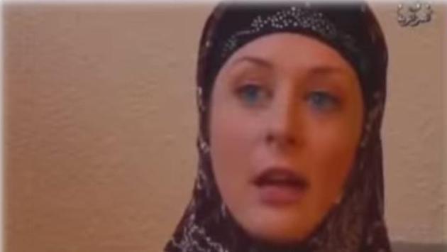 Muslim Convert Jamie