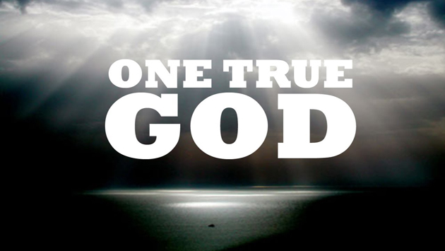 Are Jesus and God one?