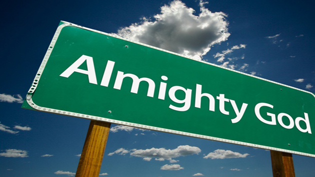 God (Allah) is the Almighty & All-powerful