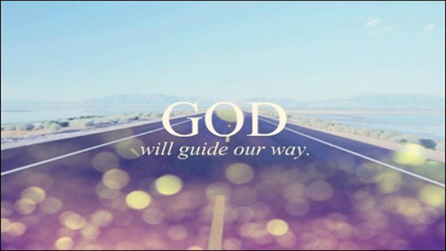 God (Allah) is the Guide