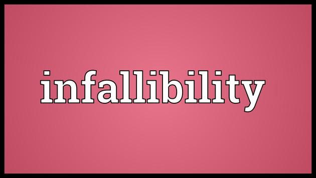Infallibility of Prophets
