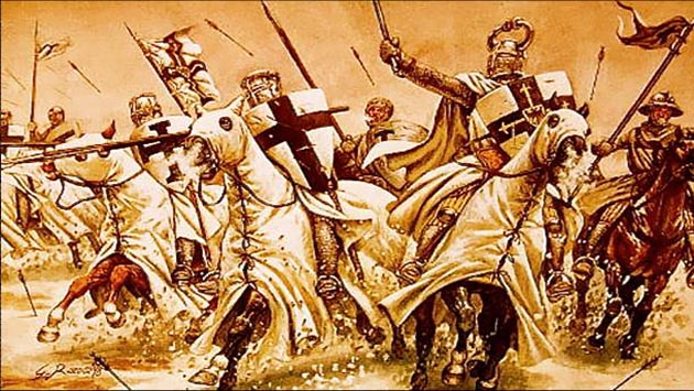Killing, Plunder, Spoil, Tribute and Capture between Christianity and Islam (1/2)