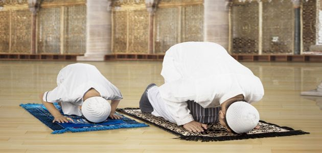 Bowing down and Prostration between Christianity and Islam