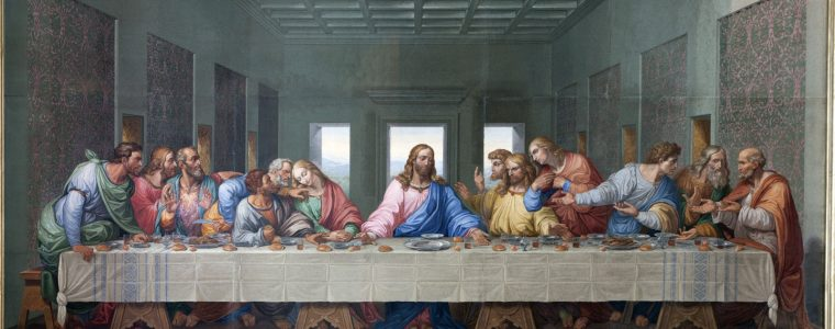 """Shocking Historical Facts about the """"Last Supper""""!"""