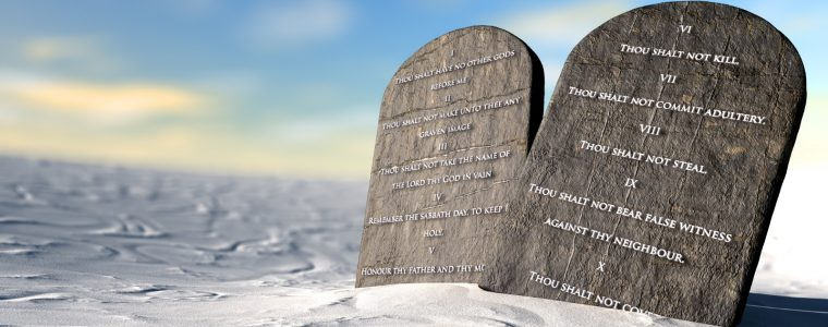 Faith-And-Moral Issues Between The Qur'an And The Bible: (1) The Ten Commandments